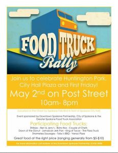 May 2nd Food Truck Rally