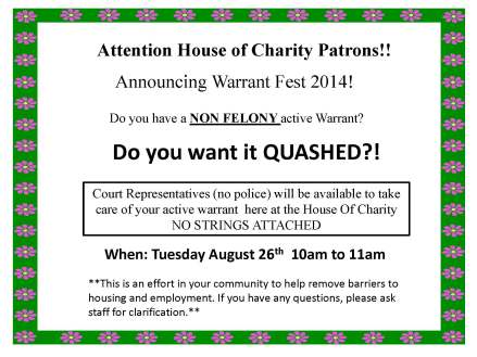 Warrant Fest