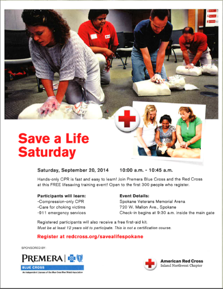 save a life saturday