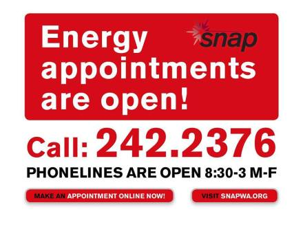 Snap Energy Appts