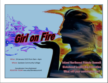 girl on the fire